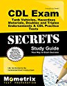 CDL Exam Secrets - Tank Vehicles, Hazardous...