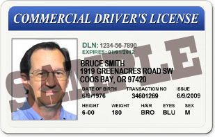 Texas CDL Permit - CLP Commercial Learners Permit